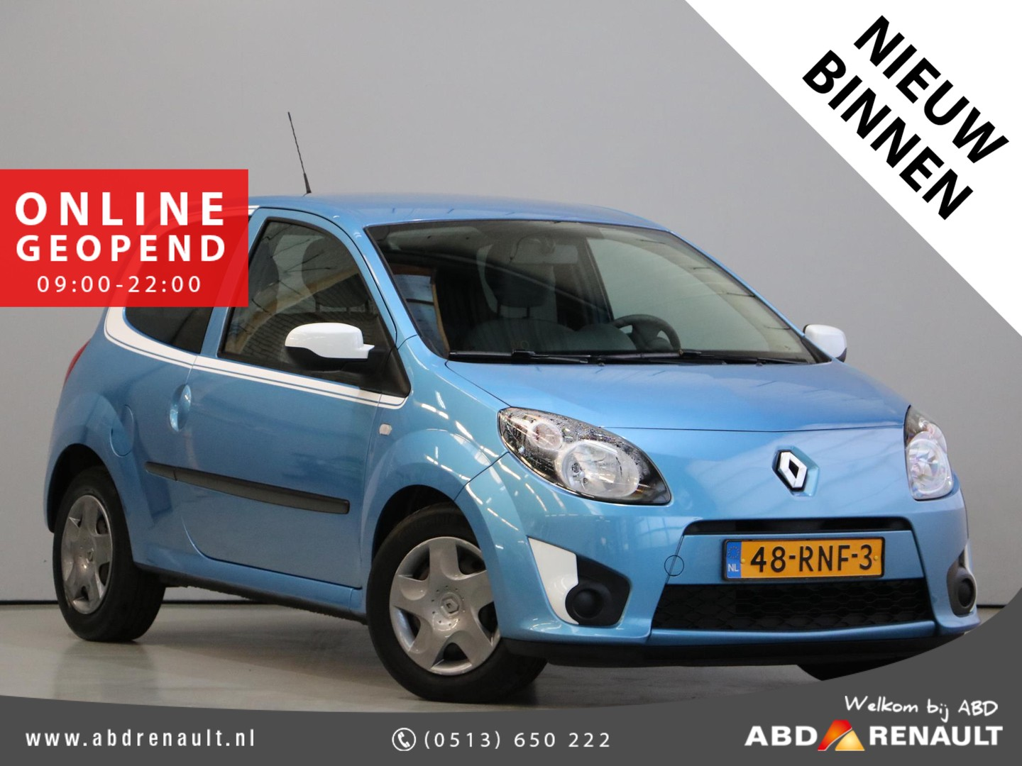 Renault Twingo 1.2-16v 75pk collection