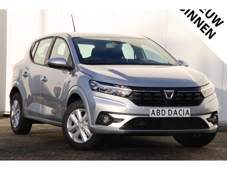 Dacia Sandero 100pk tce 100 bi-fuel comfort
