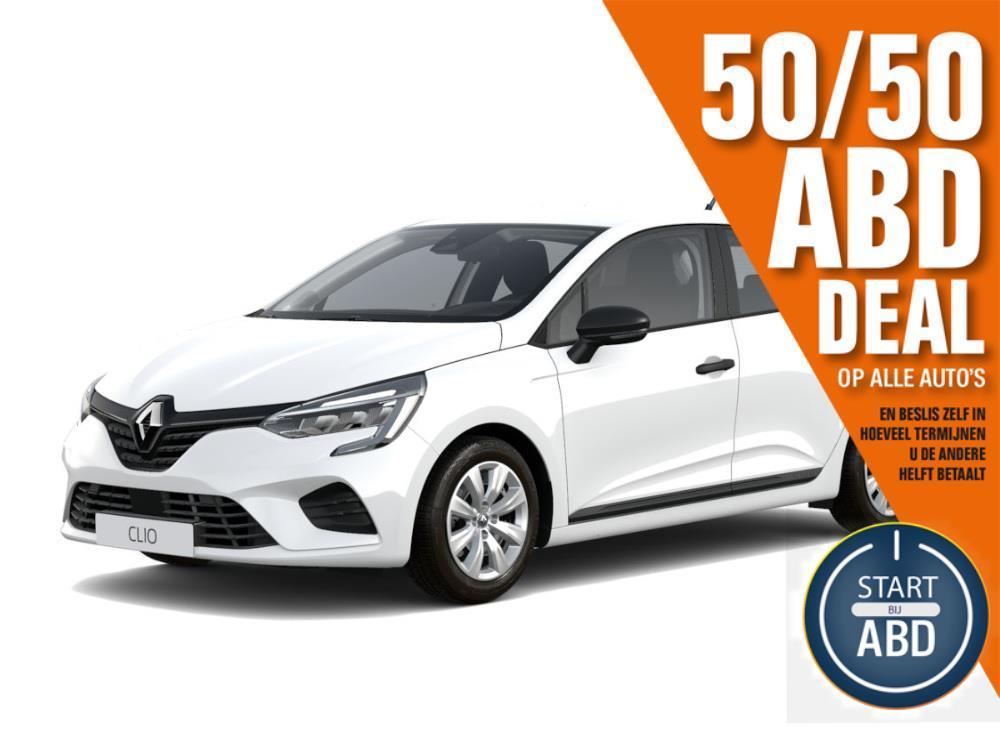 Renault Clio Tce 100pk life private lease prijs