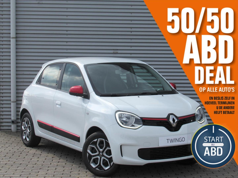 Renault Twingo 1.0 sce collection nu inclusief €1800,- voordeel!