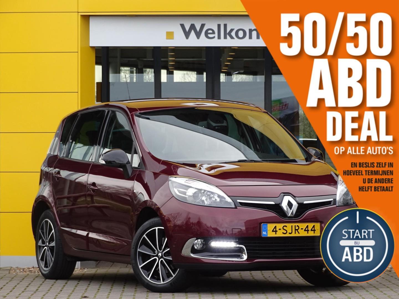Renault Scénic 1.2 tce bose