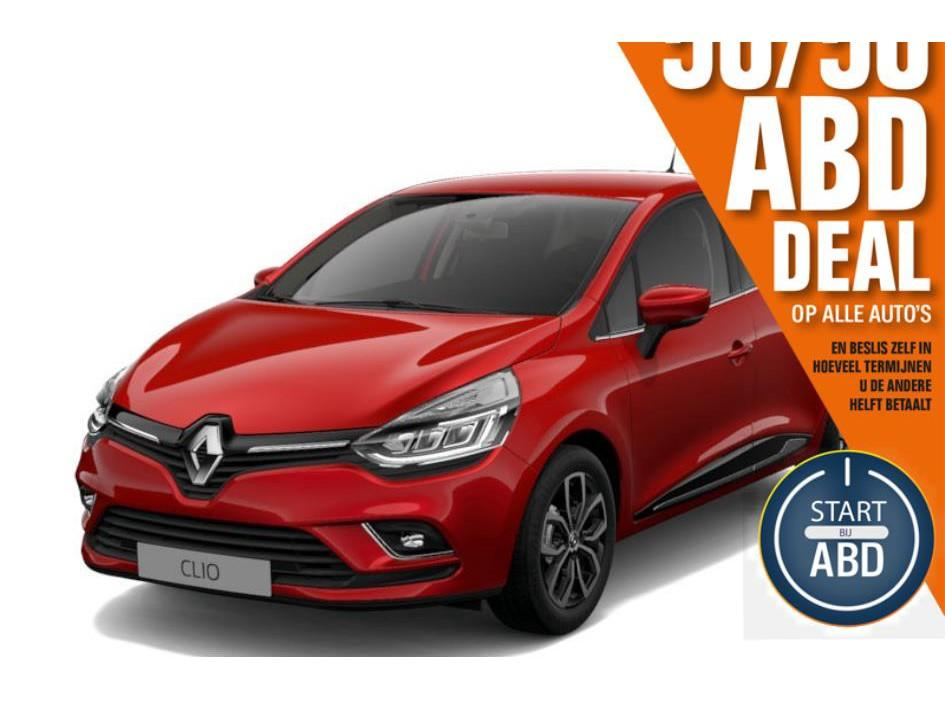 Renault Clio Tce 90pk intens private lease
