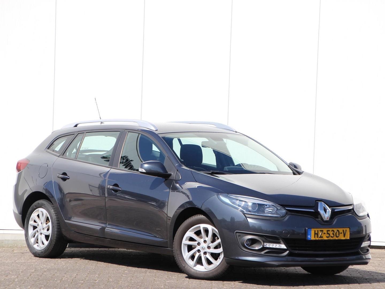 Renault Mégane Estate 1.5 dci limited