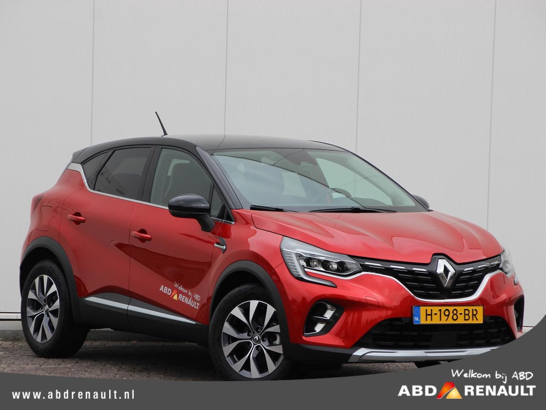 Renault Captur 130 pk tce edc automaat intens