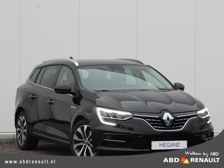 Renault Mégane Estate plug-in hybrid 160 business edition one