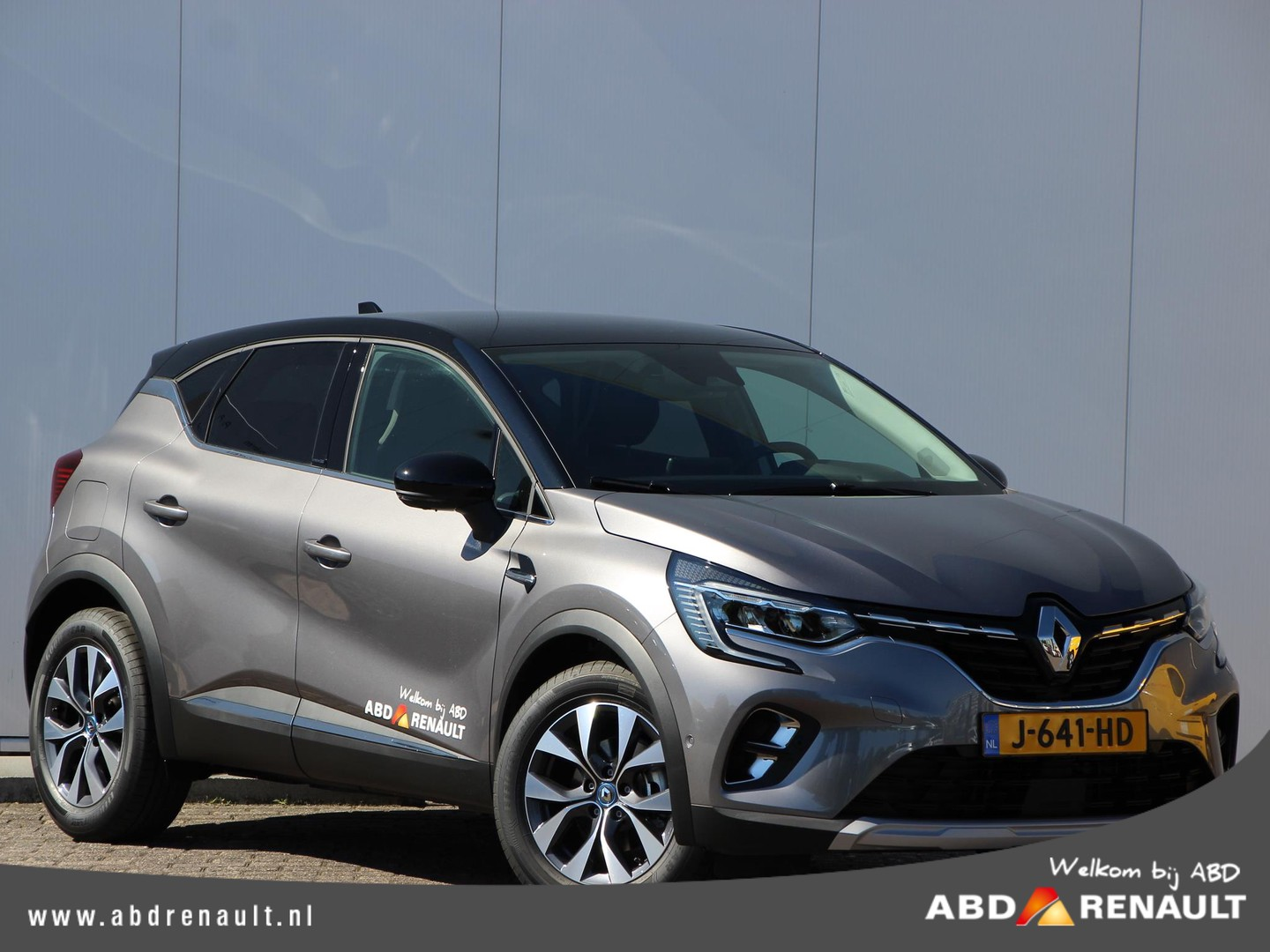 Renault Captur 160 pk plug-in hybrid intens