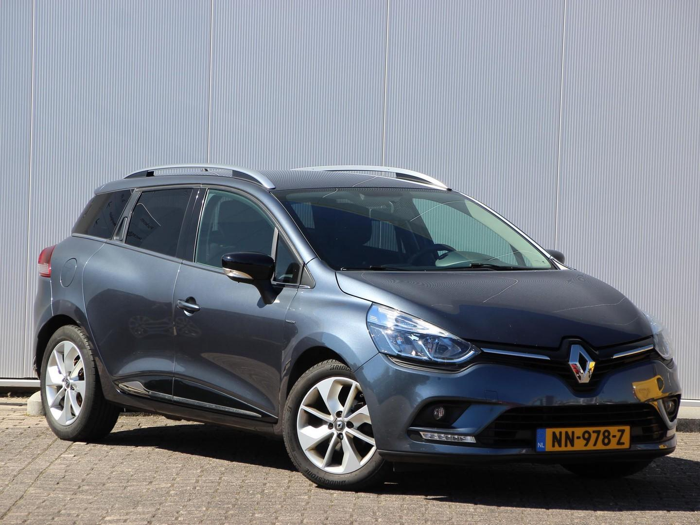 Renault Clio Estate 90 pk 1.5 dci limited