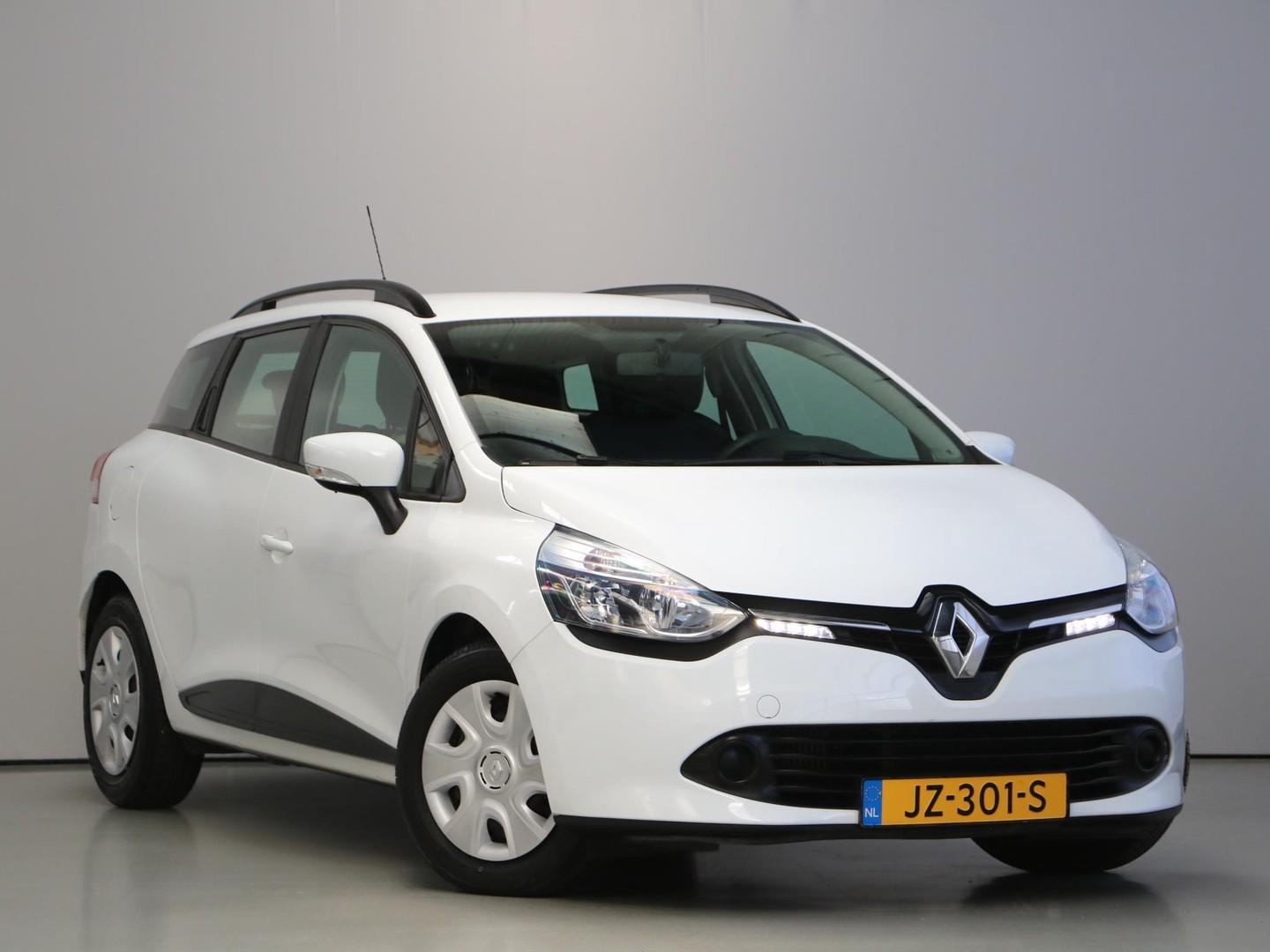 Renault Clio Estate 1.5 dci 90pk expression
