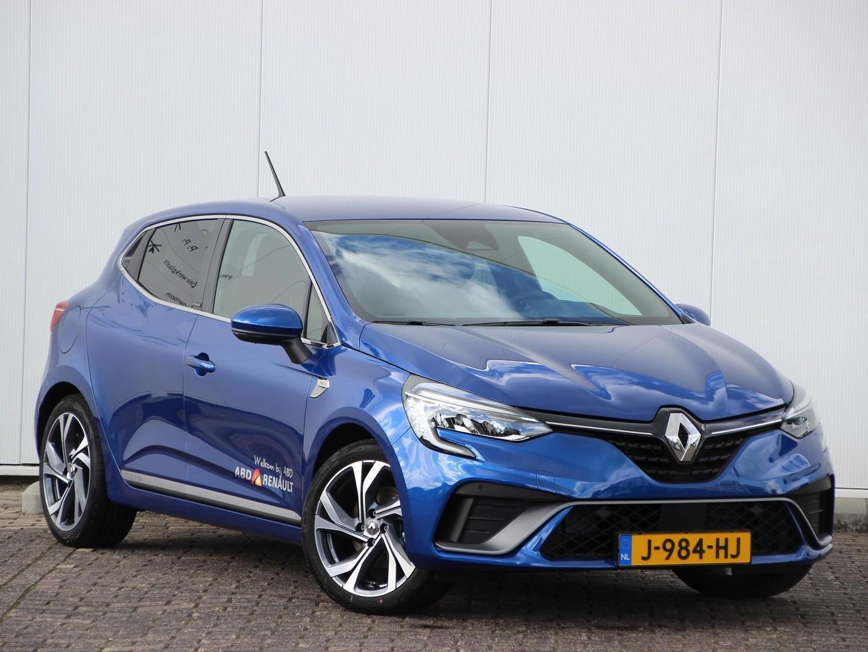 Renault Clio 140 pk hybrid rs-line normaal € 28.295 rijklaar, nu voor € 26.295,-