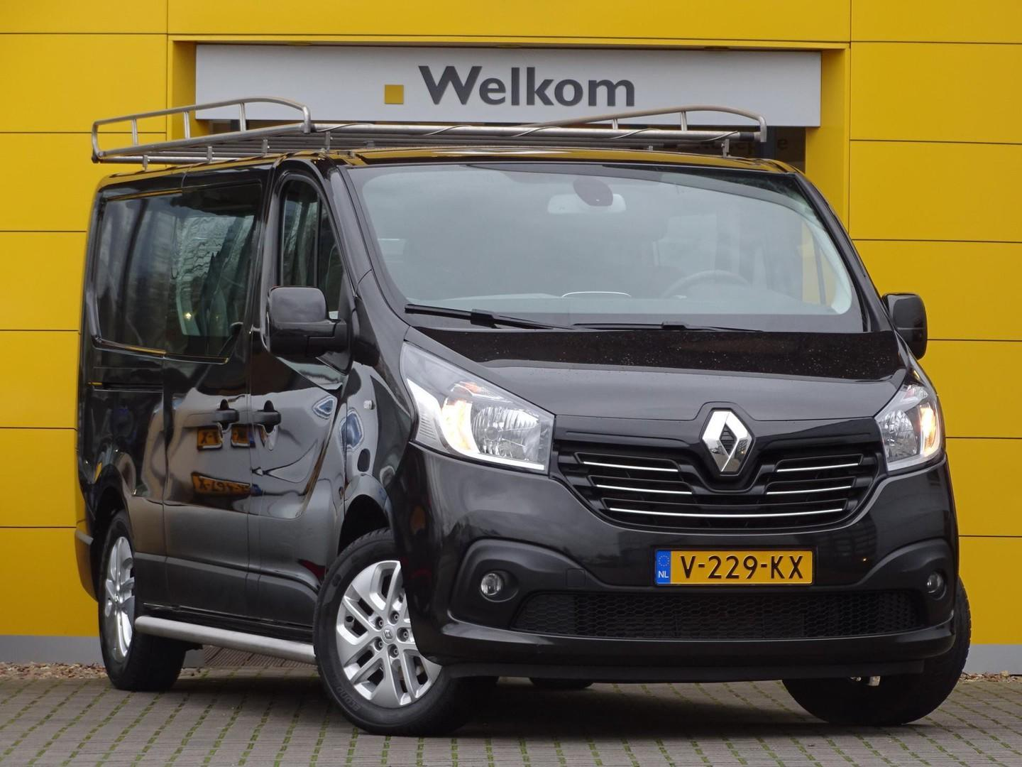 Renault Trafic 1.6 dci t29 125pk l2h1 dc luxe energy