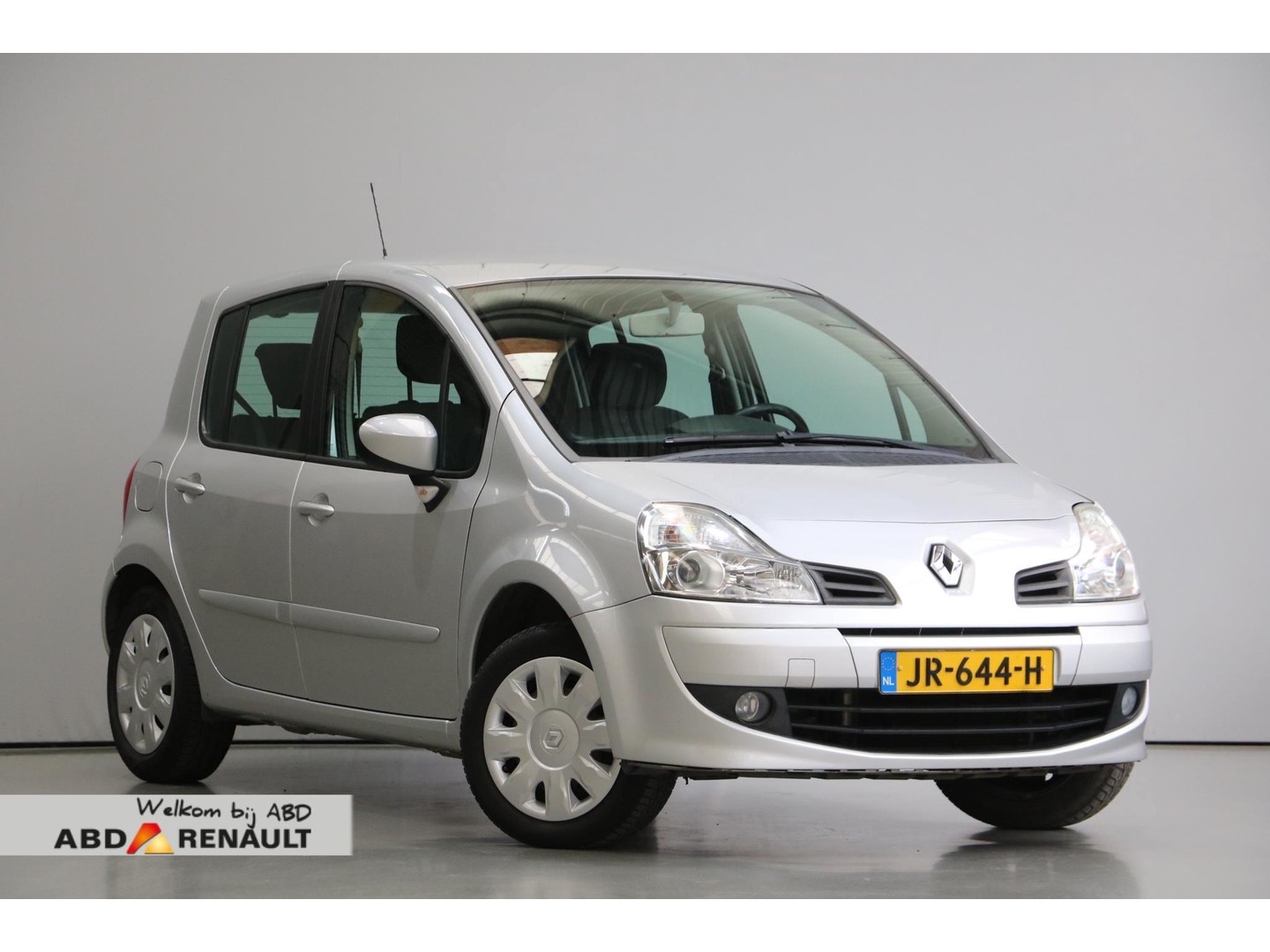 Renault Modus 1.6-16v 110pk automaat night & day