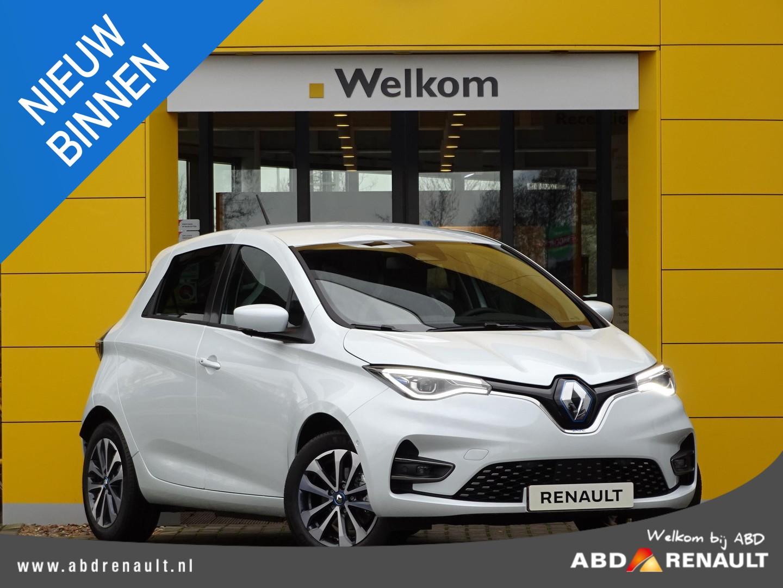 Renault Zoe R135 intens 50 nu inclusief €2500,- voordeel!