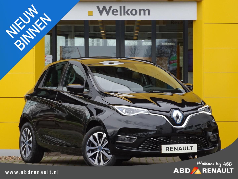 Renault Zoe R135 intens 50 nu inclusief €2500,- voordeel! inclusief batterij