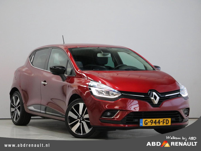Renault Clio Tce 120pk edc/aut.6 intens