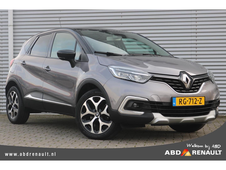 Renault Captur Tce 120 pk edc/aut.6 intens