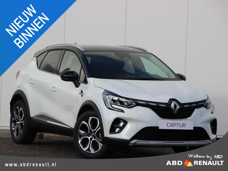 Renault Captur 1.6 plug-in hybrid edition one nu met € 1.200,- korting