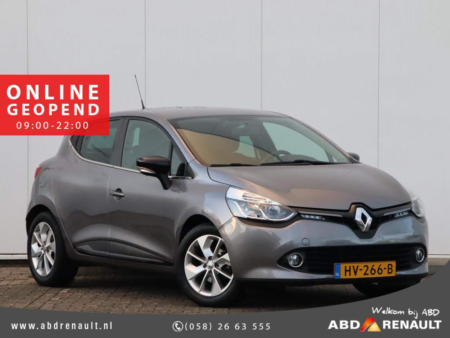 Renault Clio Tce 90pk night&day