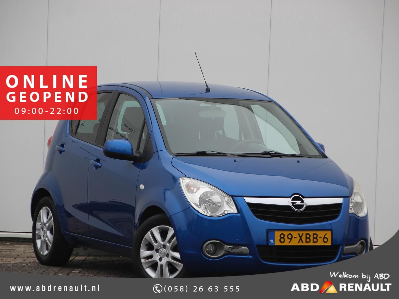 Opel Agila Edition