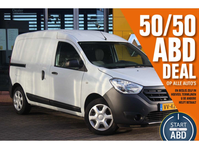 Dacia Dokker 1.5 dci 75pk ambiance