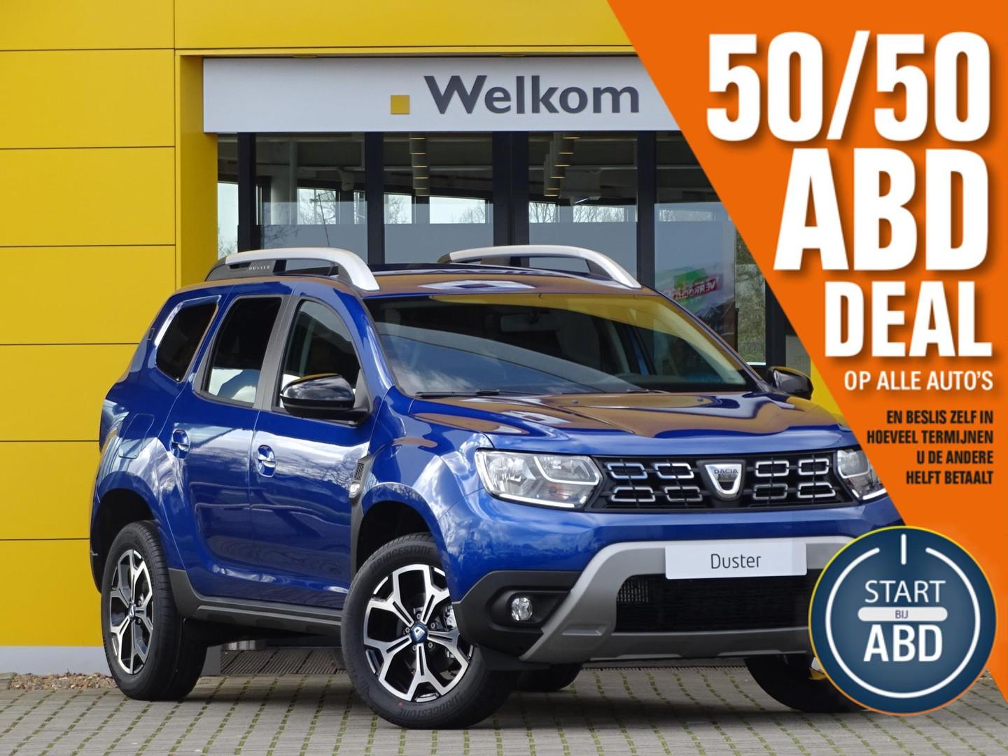 Dacia Duster 1.3 tce serie limitee 15th anniversary navigatiesysteem