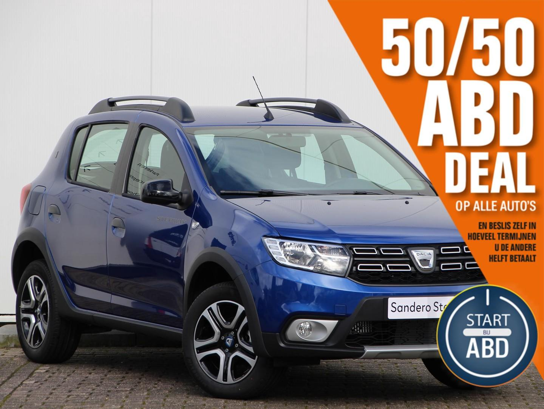 Dacia Sandero 1.0 tce bi-fuel stepway serie limitee 15th anniv. nu inclusief 5 jaar fabrieksgarantie