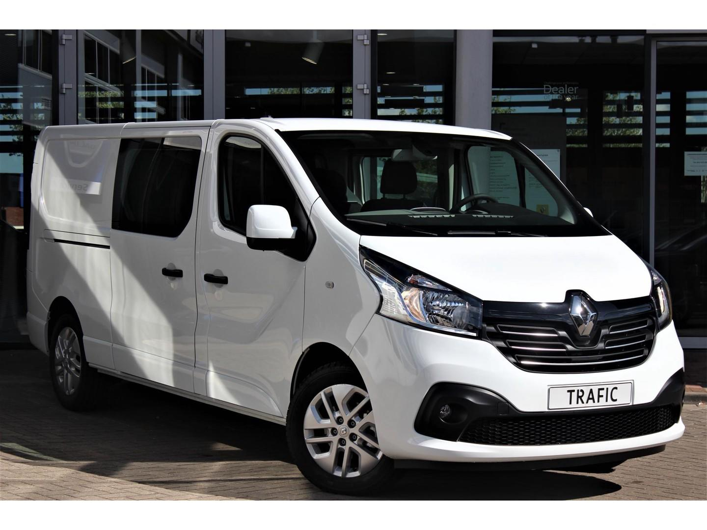 Renault Trafic 1.6 dci t29 l2h1 dc luxe energy 125pk twinturbo