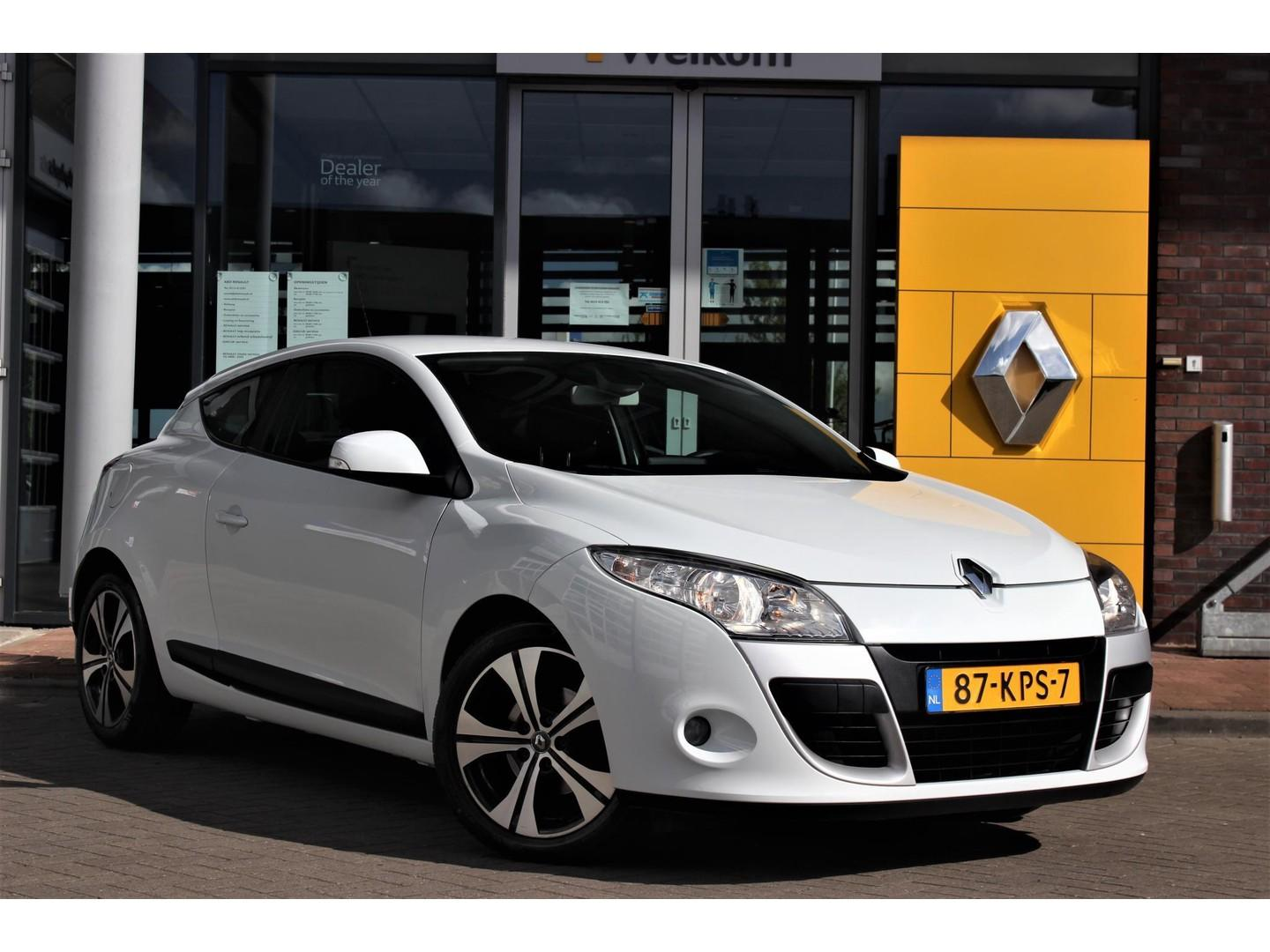 Renault Mégane Coupe 1.6-16v 110pk expression