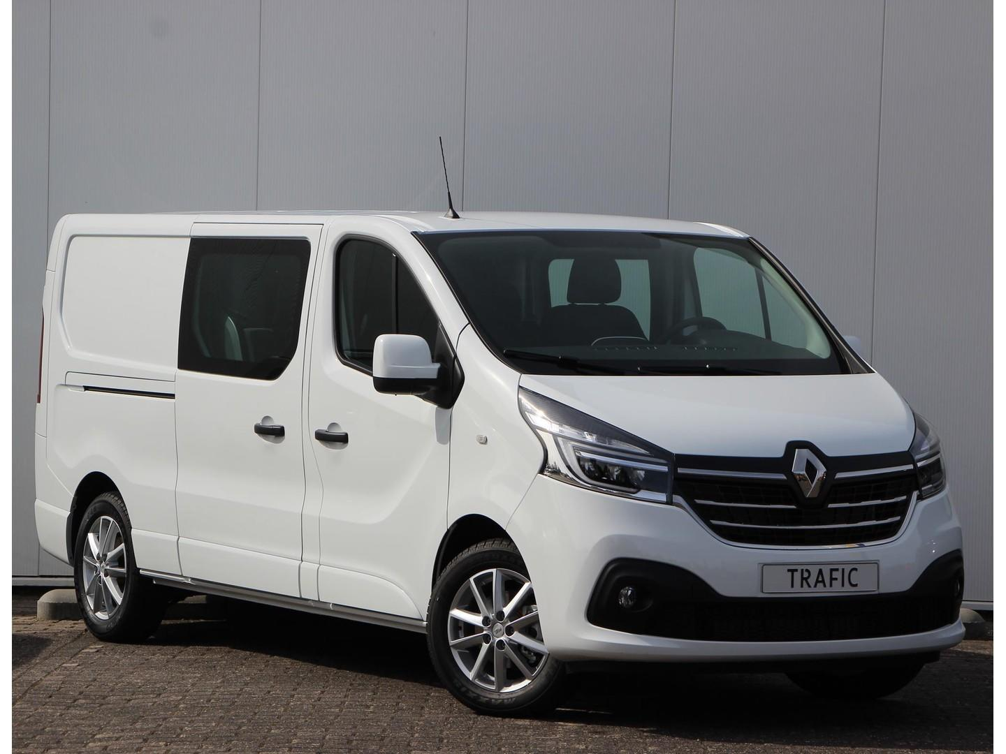 Renault Trafic L2h1 120pk work edition