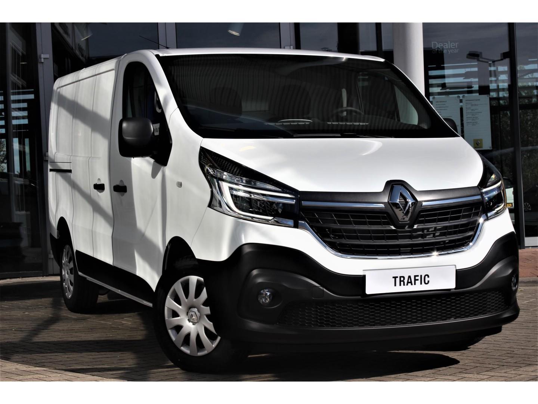 Renault Trafic 2.0 dci 120pk l1h1 gb comfort normaal €29.360 nu r ijklaar €24.425