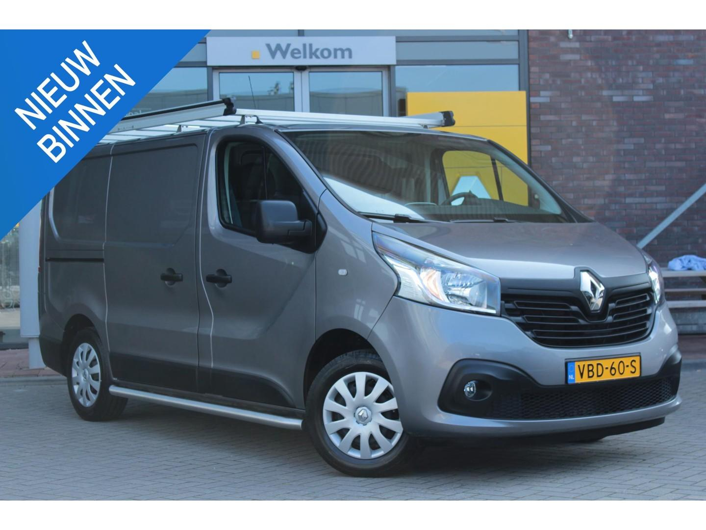 Renault Trafic 1.6 dci 120pk t27 l1h1 work edition energy