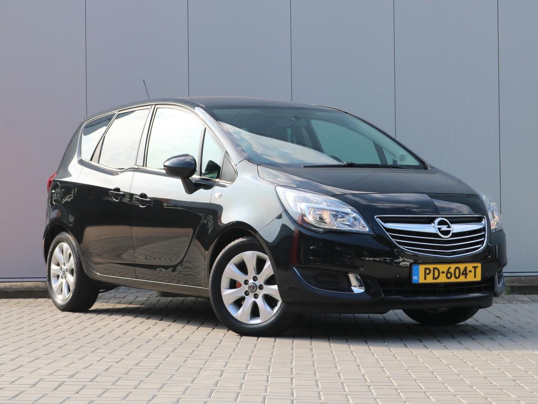 Opel Meriva 1.4 turbo 140pk cosmo