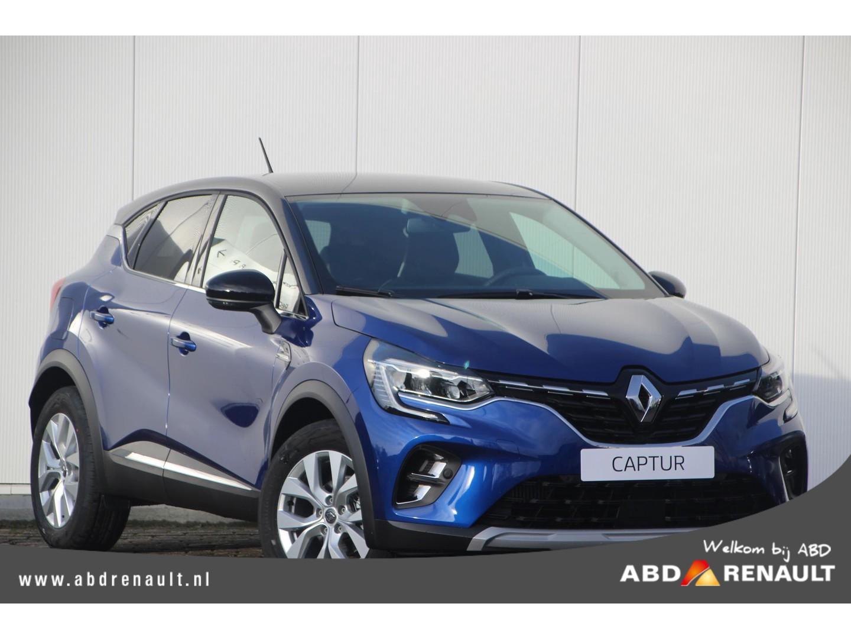 Renault Captur 100pk bi-fuel intens l inclusief €1900,- voordeel