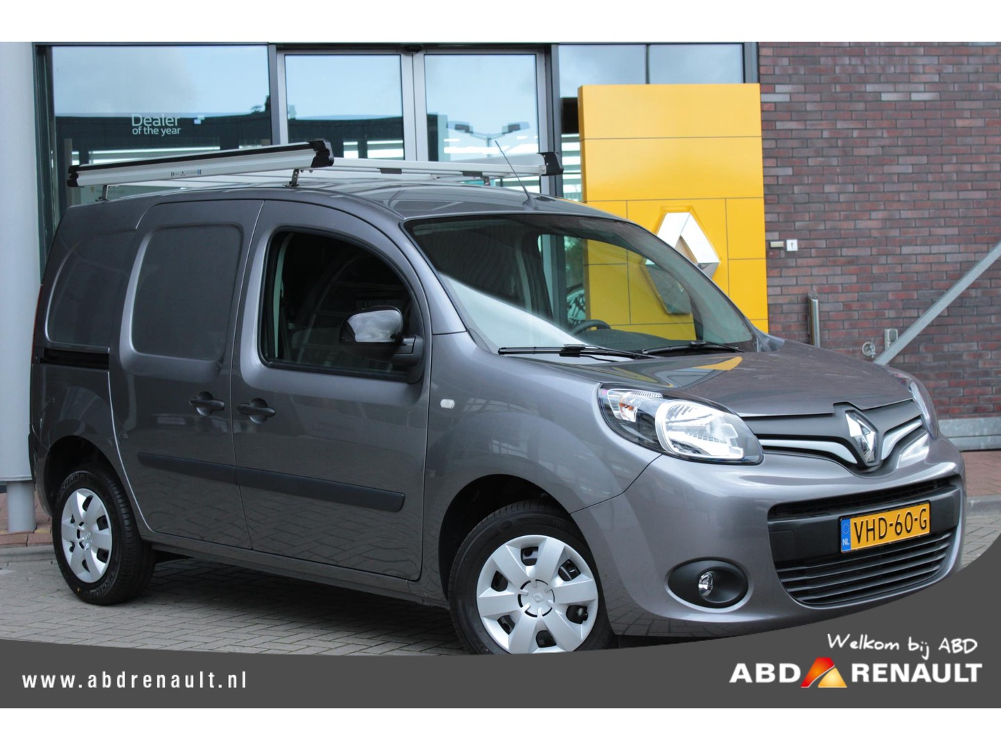 Renault Kangoo 1.5 blue dci 95 work edition *demo voordeel*