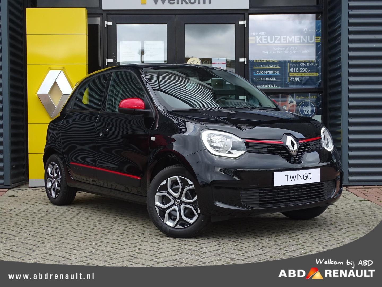 Renault Twingo 1.0 sce collection nu inclusief € 1.000,- voordeel