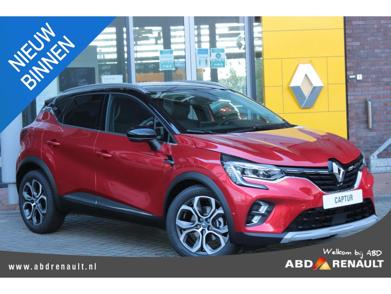 Renault Captur 1.6 plug-in hybrid edition one prijs inclusief €1900,- voordeel