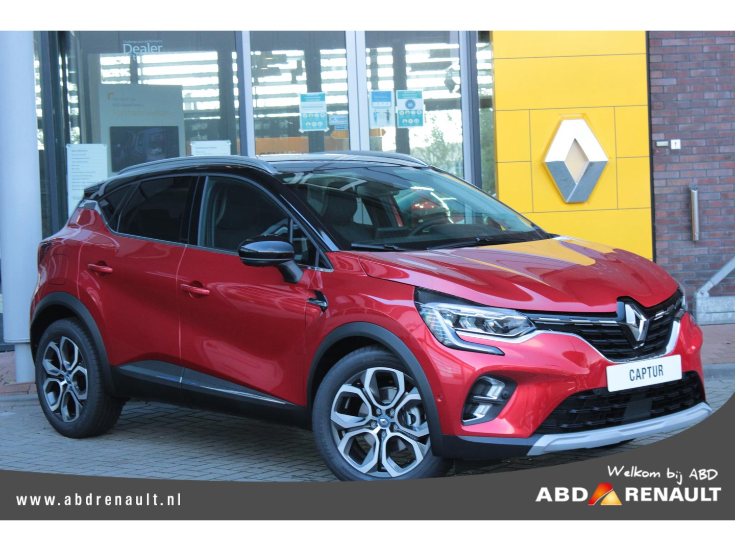 Renault Captur 1.6 plug-in hybrid edition one nu met 2,9% financiering & 5 jaar garantie