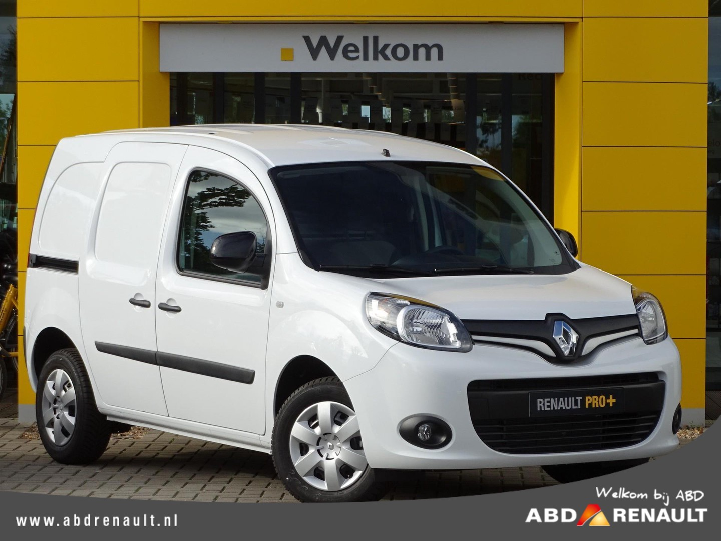 Renault Kangoo 1.5 blue dci 95pk work edition financieren tegen 0% rente!