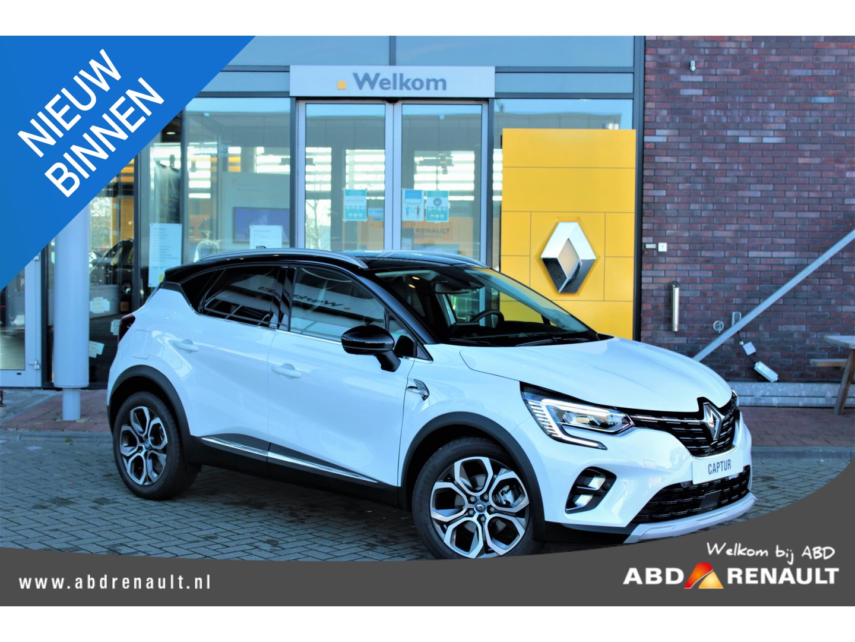 Renault Captur 1.6 plug-in hybrid 160pk edition one nu inclusief €2500,- voordeel en 5 jaar garantie