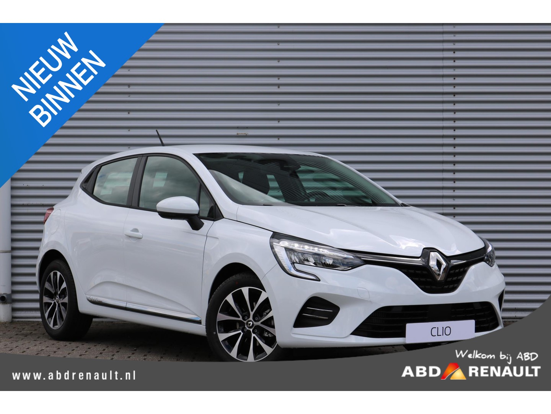 Renault Clio 1.0 tce 100pk bi-fuel zen nu inclusief €1200,- voordeel!