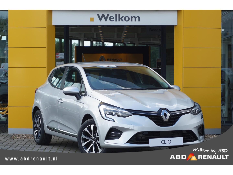Renault Clio 1.0 tce 100pk bi-fuel zen prijs incl. €1200,- voordeel + 5 jaar garantie