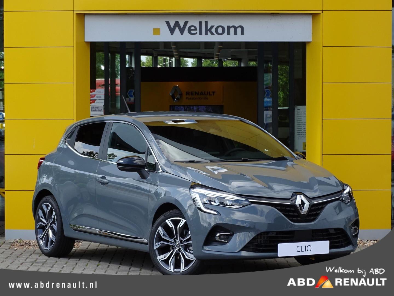 Renault Clio Tce 100pk bi-fuel intens prijs incl. €1200,- voordeel + 5 jaar garantie.