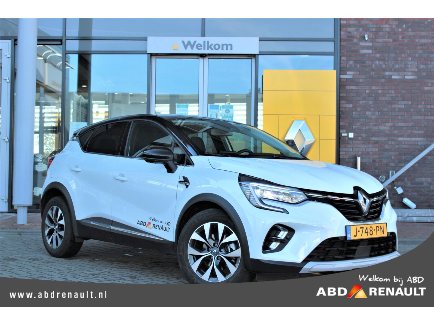 Renault Captur 1.6 plug-in hybrid 160pk edition one * demo *