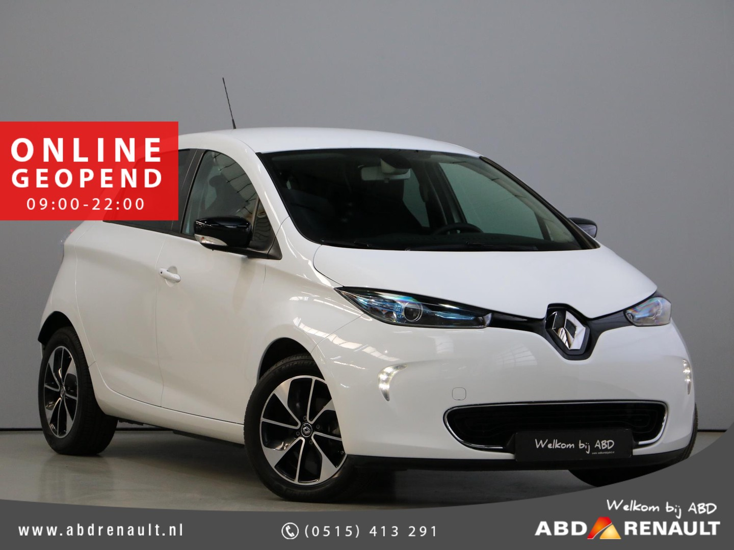 Renault Zoe R90 intens 41 kwh