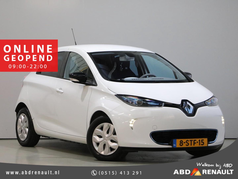 Renault Zoe Q210 zen quickcharge 22 kwh