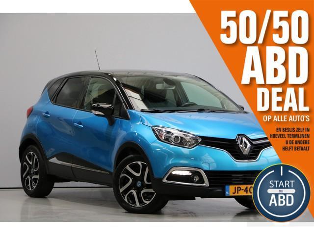 Renault Captur 1.5 dci 90pk dynamique