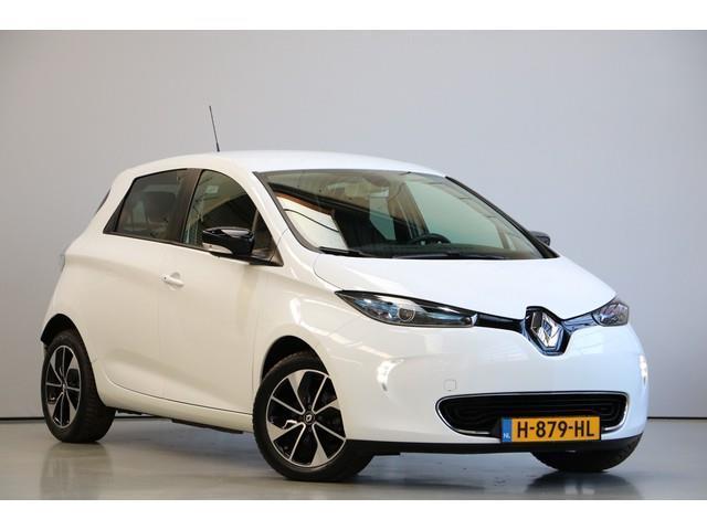 Renault Zoe R90 intens 41 kwh batterijkoop ex btw