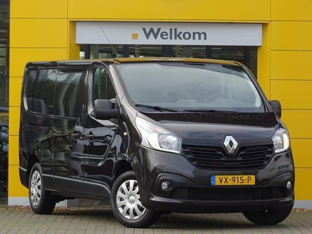 Renault Trafic 1.6 dci 115 pk t29 l2h1 comfort