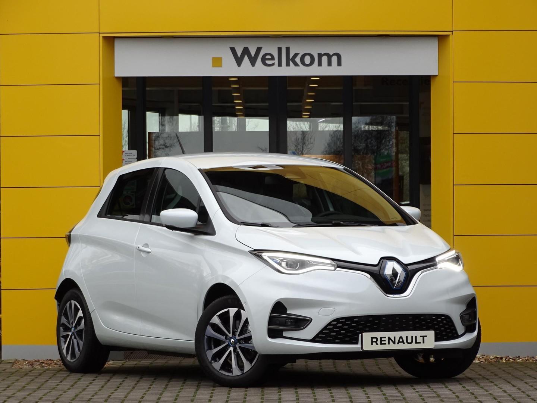 Renault Zoe R135 intens 50 nu inclusief € 4.000,- voordeel