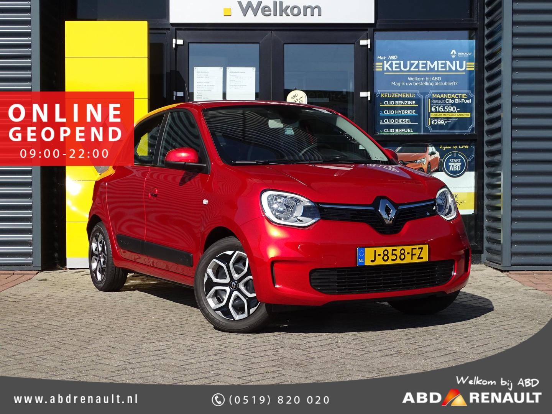 Renault Twingo Phase 2 sce 75pk collection nu inclusief € 1.000,- voordeel !