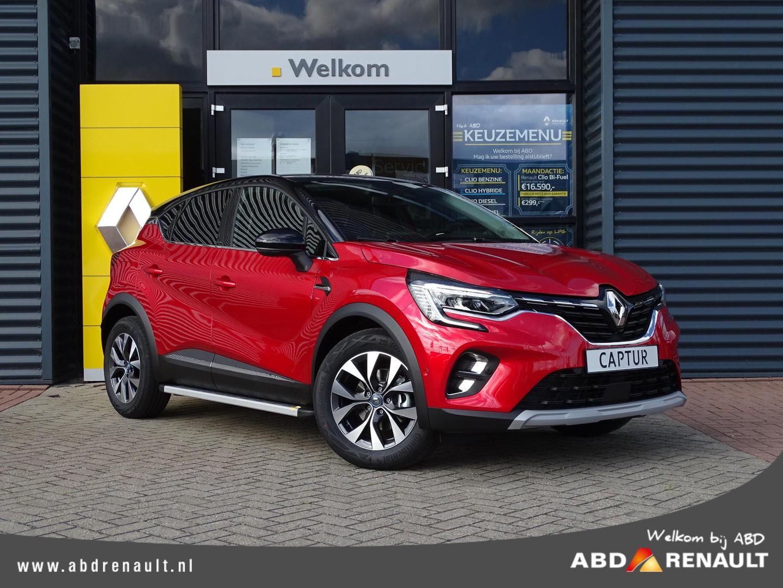 Renault Captur 1.6 160pk plug-in hybrid intens prijs inclusief €1900,- voordeel + 3 jaar garantie tot 70.000km!